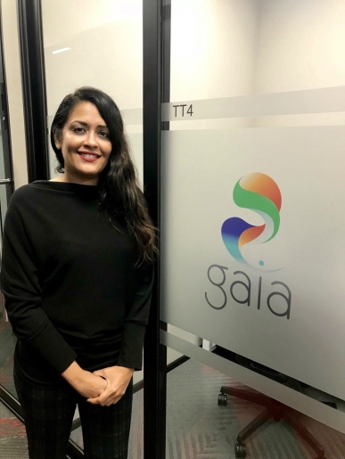 Tisha Marajh Gaia Caribbean
